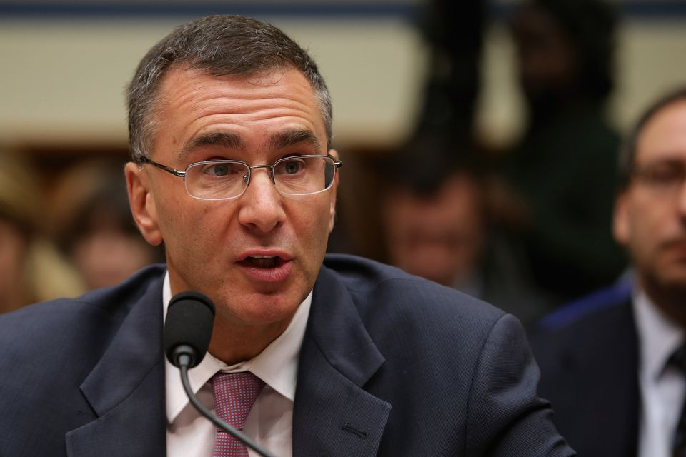 Massachusetts Institute of Technology Economics professor Jonathan Gruber testified before the House Oversight and Government Reform Committee about his work on the Affordable Care Act on Dec. 9, 2014.