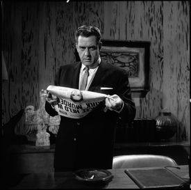 Being a lawer is nothing like being Perry Mason.