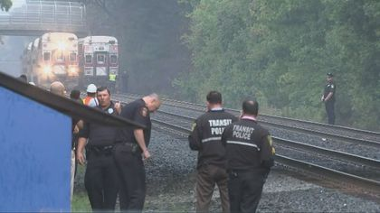 Woman, 32, killed by commuter rail train in Natick, man injured