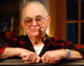 Elmer E. Pooler Jr. in 2008.