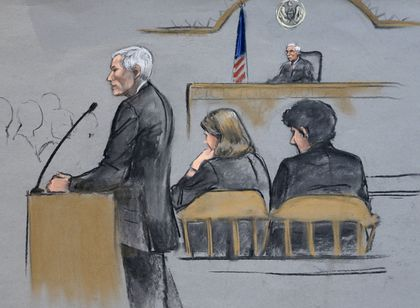 Tsarnaev's defense team cites sway of mother, brother - The