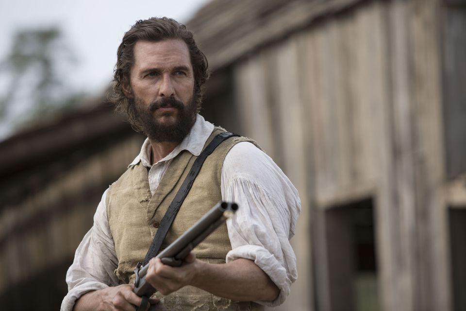"""Matthew McConaughey stars in the Civil War-era film """"The Free State of Jones."""""""