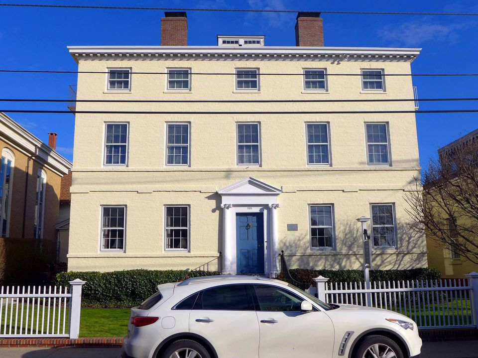 The Francis Malbone House in Newport, R.I., combines history, comfort, and location.