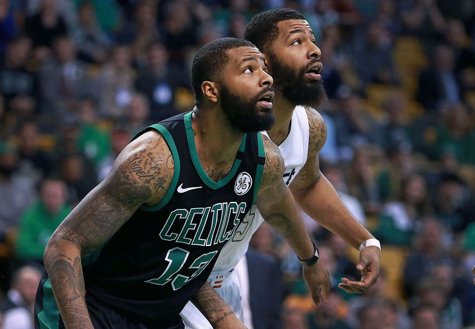 bfbbedbd105 The Celtics  Marcus Morris