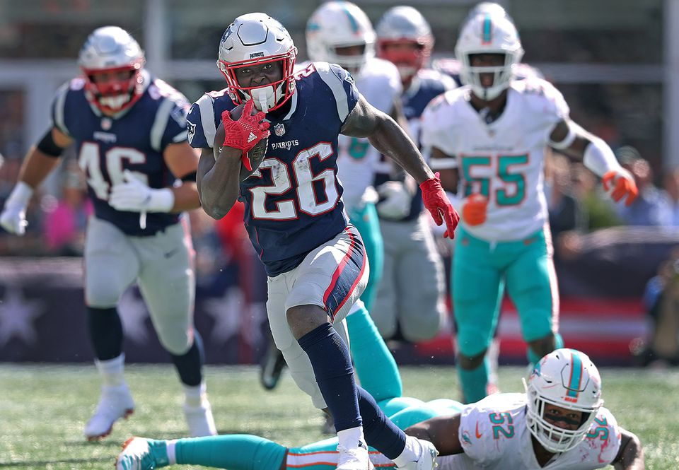 The Patriots have won their three division games by double digits, including a 38-7 rout of Miami in September.