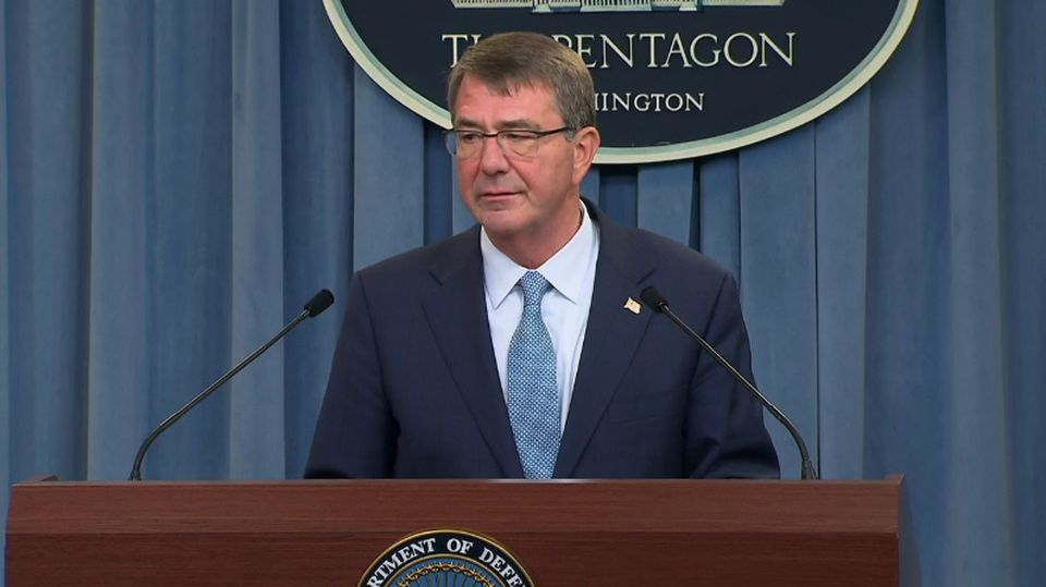 Defense Secretary Ash Carter said only a person's qualifications should matter, and that there should be no other unrelated barriers to military service.
