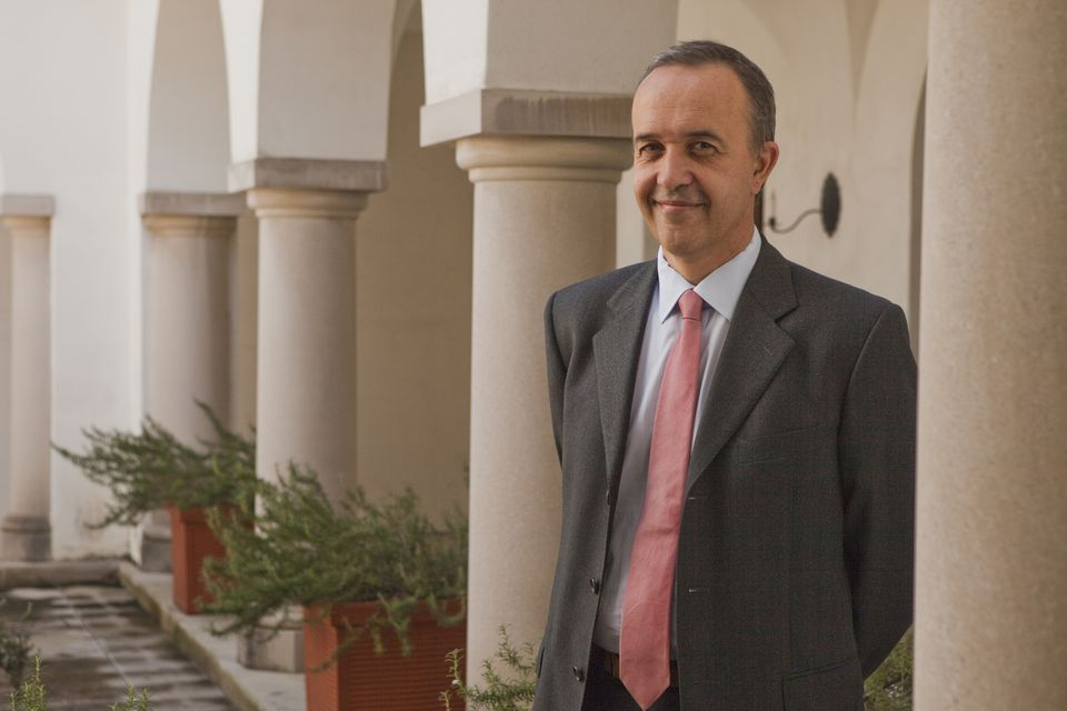 Olivier Meslay, the new director of the Clark Art Institute.