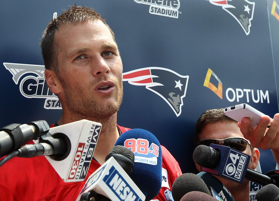 There is still no date for when Tom Brady's appeal will be heard by the NFL.