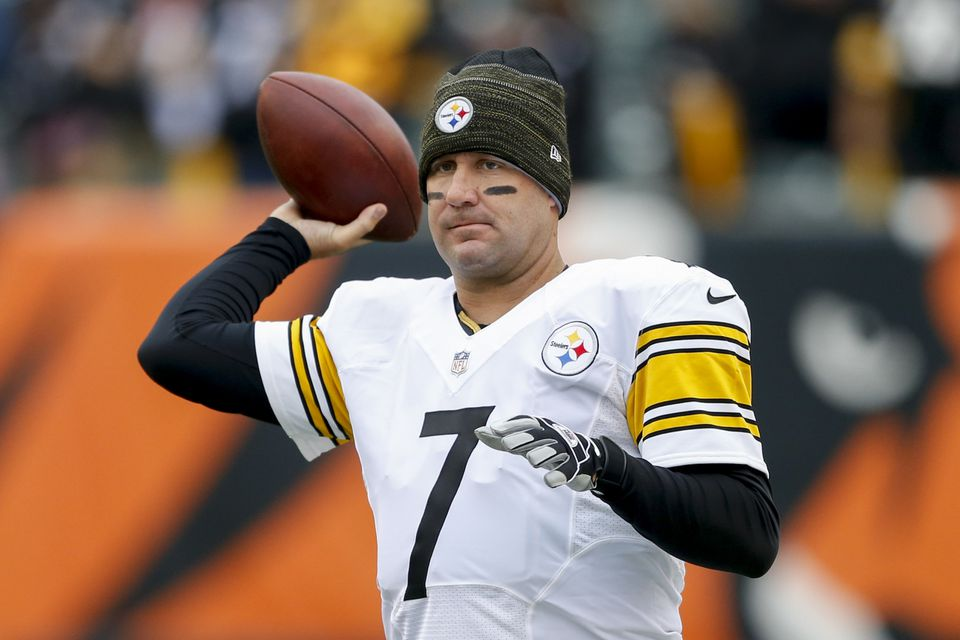 14dcff01f8a Ben Roethlisberger has become indispensable in Pittsburgh.