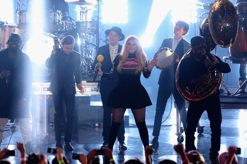 Among Grammy-nominated artists with local ties is Cape Cod native Meghan Trainor.