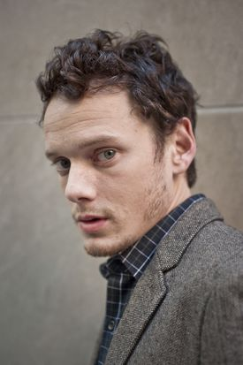 """Anton Yelchin recently filmed """"Thoroughbred,"""" which was mostly shot in Mass."""