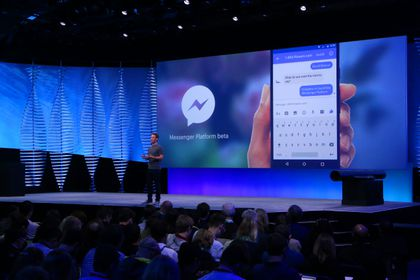 Facebook will connect its users, advertisers with chat app - The