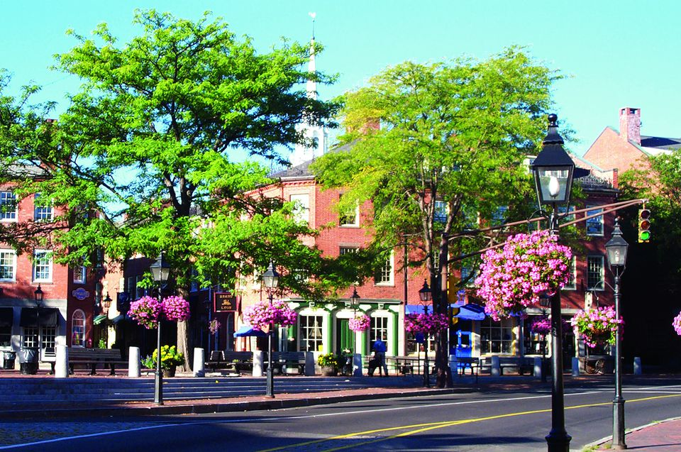 Downtown Newburyport is the place to be to visit the El Galeon and enjoy Spring Fest on Sunday and Monday of Memorial Day weekend.