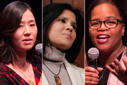 Women of color team up for Boston City Council run - The