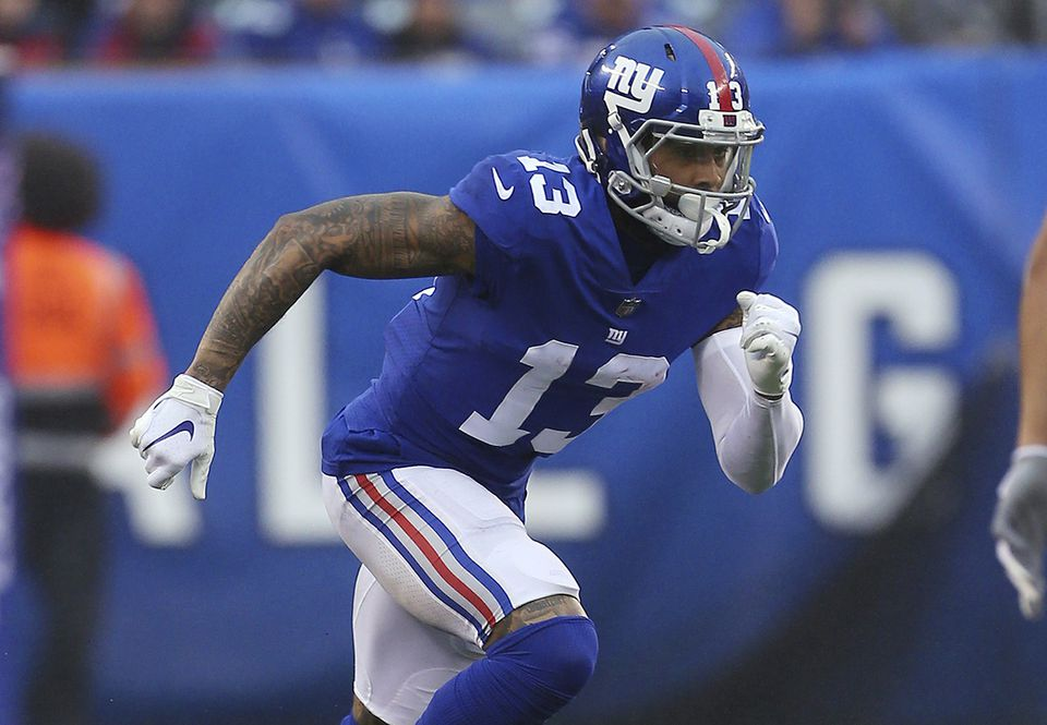 Odell Beckham can be a handful, but Foxborough might be the place to settle him down.