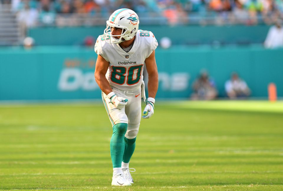 Danny Amendola has played in 11 games this season, catching 48 passes on 62 targets for 469 yards and a touchdown.