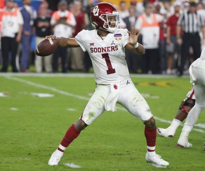 de4426ab Despite his size, Oklahoma's Kyler Murray is perfectly suited to play  quarterback in today's NFL