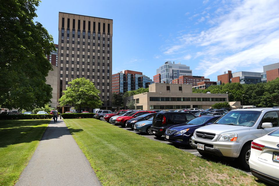 At least eight companies responded by Monday's deadline to the federal government's initial request to redevelop the Volpe transportation center in Kendall Square.