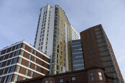Project Play Northeastern University >> Pricey Campus Housing Triggers A Debate In Boston The Boston Globe