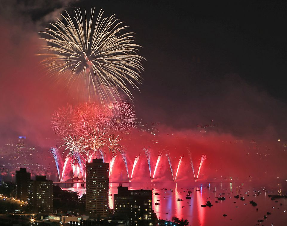 The annual Boston Pops Fireworks Spectacular is set for the Fourth of July, with a rehearsal the night before.