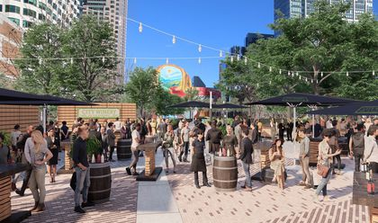The 2019 guide to Boston beer gardens - The Boston Globe