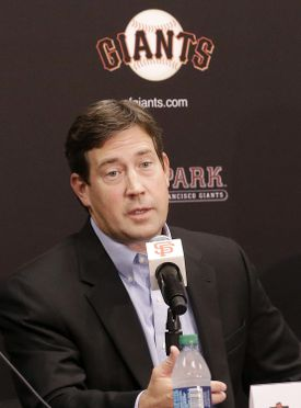 GM Bobby Evans and the Giants will be one of the more aggressive teams on high-end players.