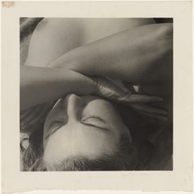 """Sunbath (Alta on the Beach)"" by Imogen Cunningham is another of the images that was removed from the MFA's Instagram feed."
