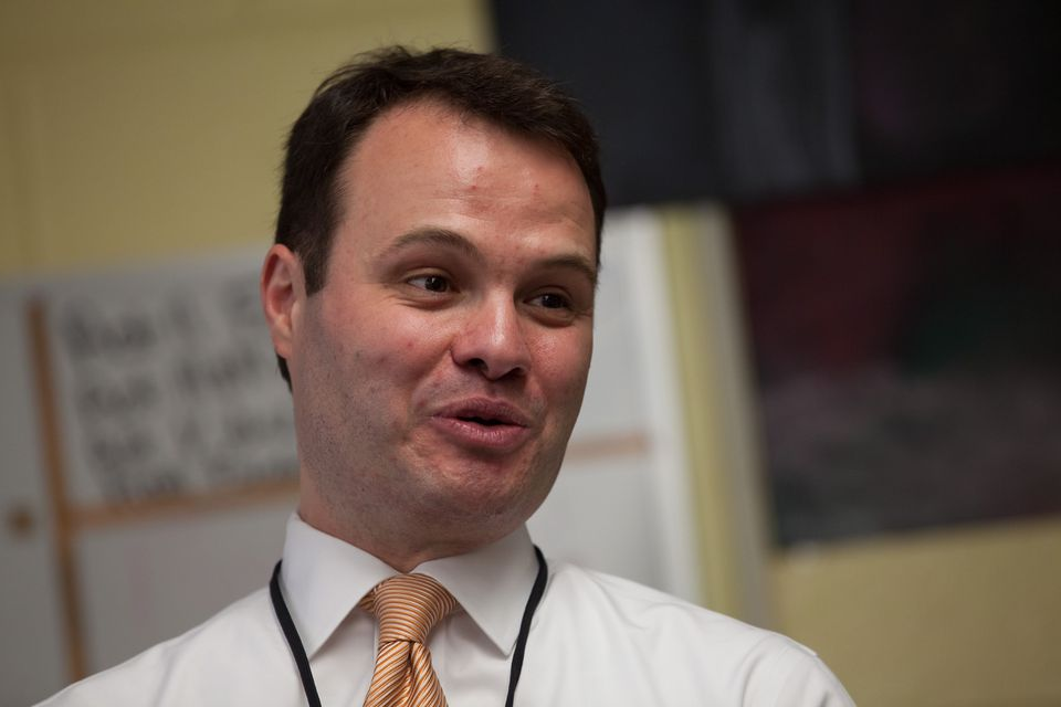 State Senator Eric Lesser is taking another swing at anti-patent troll legislation.
