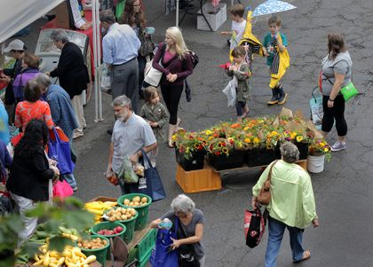 You might think having more farmers markets is good for farmers
