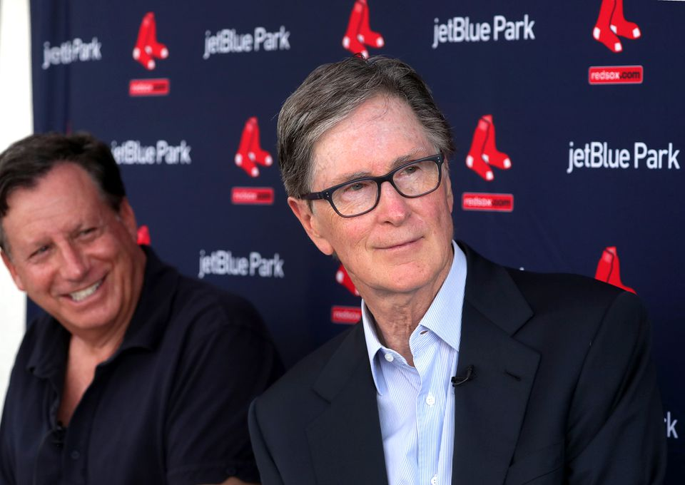 John Henry (right) said he wants to retain Chris Sale, but the Sox principal owner also understands the realities of the free agent marketplace.