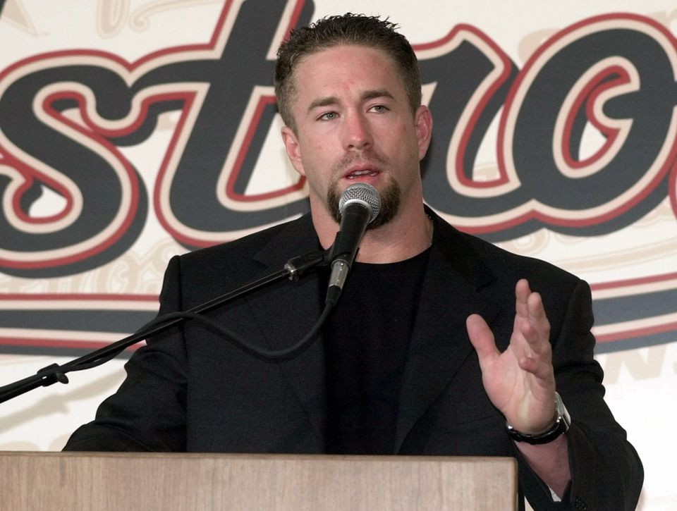 Jeff Bagwell, then playing in Double A, was dealt by the Red Sox at the 1990 trading deadline.