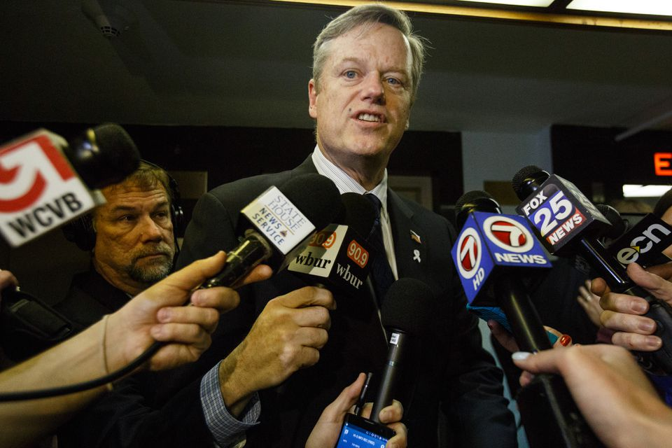 Governor Charlie Baker, benefiting from a loosening of campaign finance rules, has raised $3.3 million.
