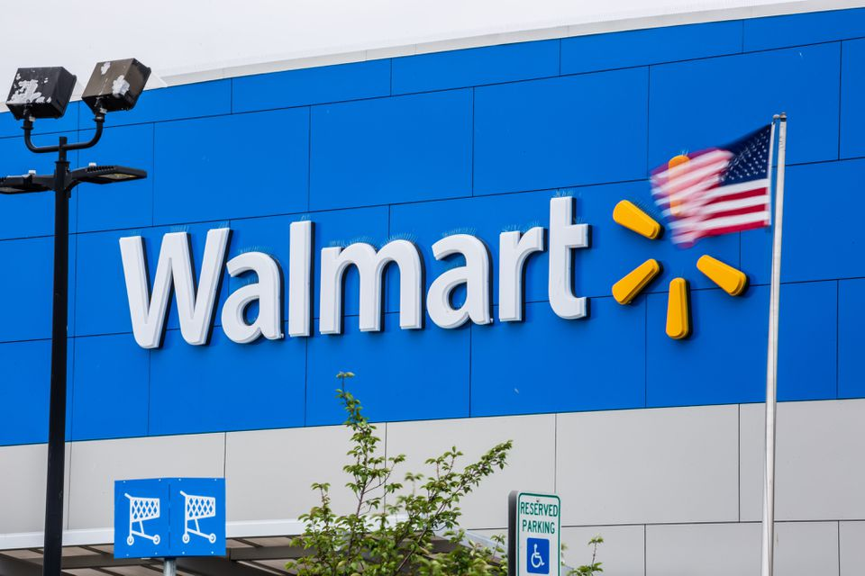Boston's Beacon Health Options has opened a small clinic focused on mental health treatment at a Walmart store in Texas. Above: A Walmart store in Secaucus, N.J.