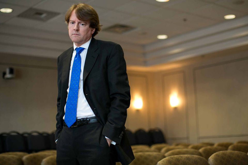 """""""I fear the government more than my fellow citizen, so I come down on the side of protecting free speech,"""" said commission vice chairman Donald F. McGahn II."""