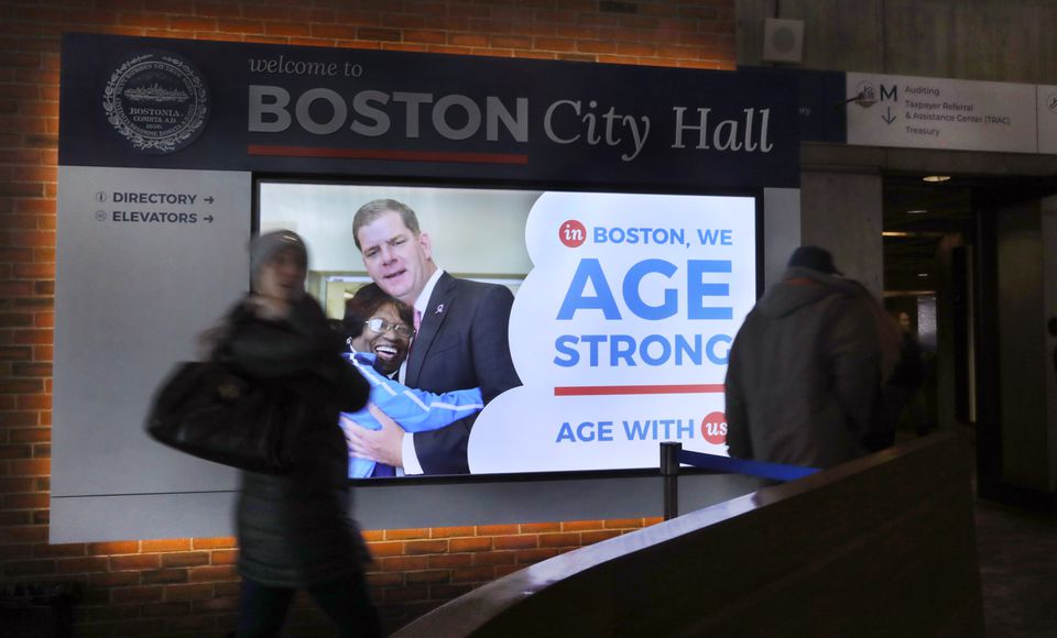 The name of Boston's Commission on Affairs of the Elderly has been officially changed to the Age Strong Commission.
