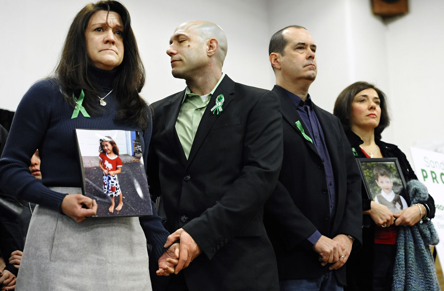 Six years after Sandy Hook, traumatic grief still grips