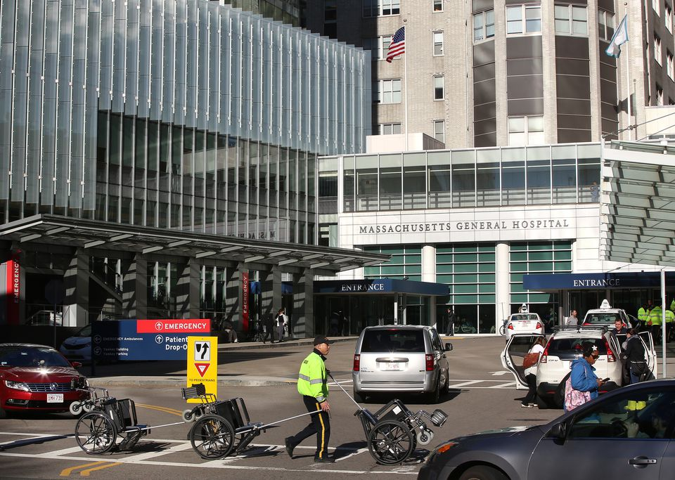 Massachusetts General Hospital is one of the teaching hospitals in the state that is concerned about the impact of President Trump's immigration policies on medical residents.