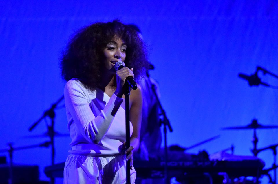 Solange performs Sept. 28 at the Orpheum Theatre.