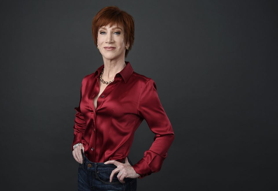 """When asked if Kathy Griffin will star in the new show, a Showtime rep said """"no comment."""""""