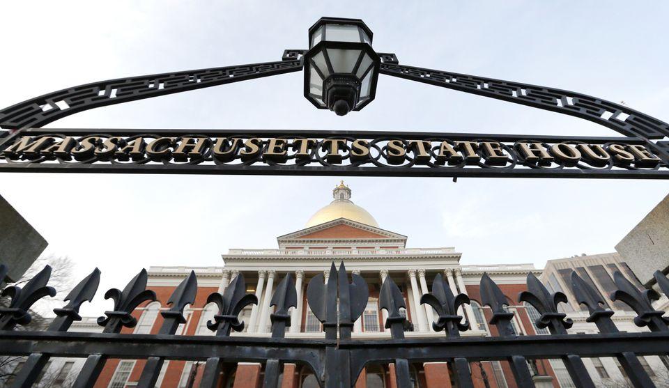 The Massachusetts State House