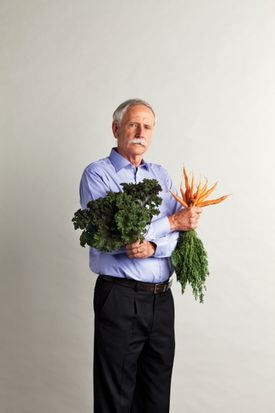 Walter Willett is chair of the department of nutrition at the Harvard School of Public Health.