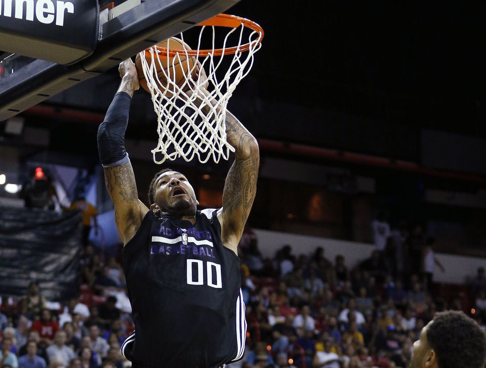 Willie Cauley-Stein was drafted sixth overall by the Kings.