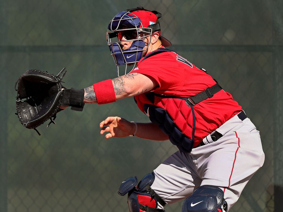 Christian Vazquez is a player multiple teams are looking to acquire via a trade.