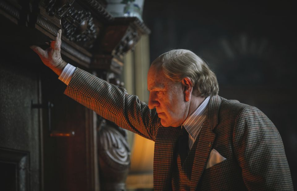"""Kevin Spacey portrays J. Paul Getty in """"All the Money in the World."""" Spacey is being cut from the movie and replaced by Christopher Plummer."""