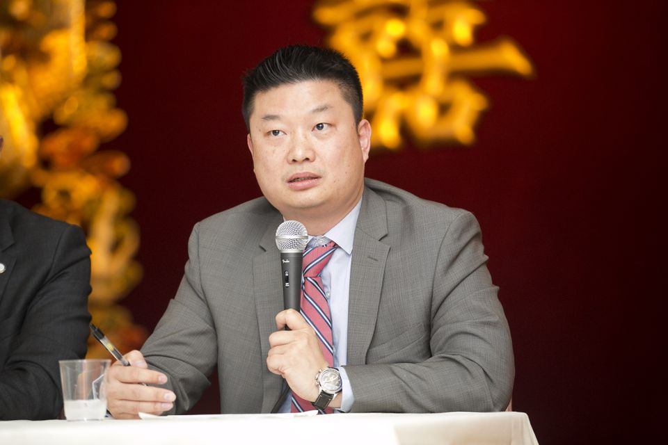 Tommy Chang, Boston Schools superintendent.