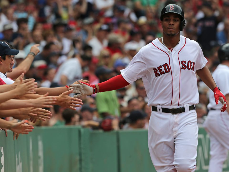 Xander Bogaerts has come into his own both offensively and defensively.