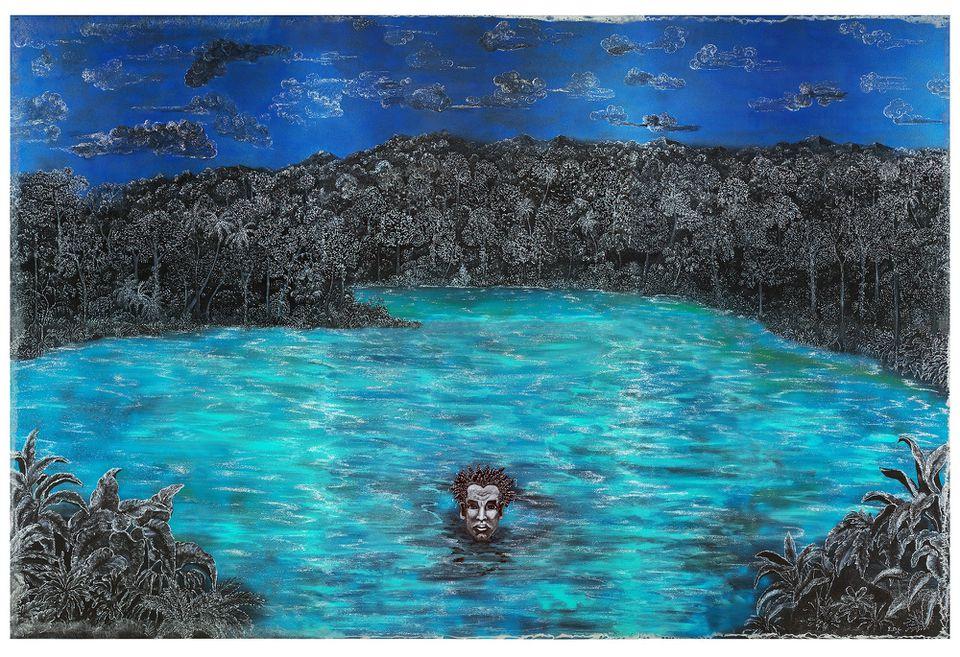 "Edouard Duval-Carrié's ""Lost at Sea"""