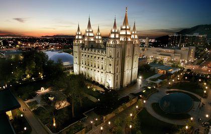 New figures show lower percentage of Mormons in Utah's biggest