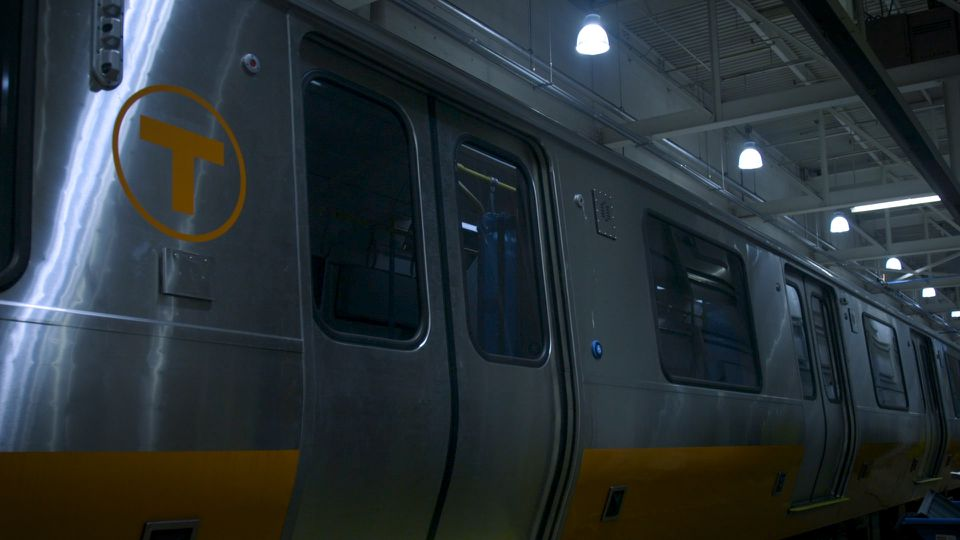 Doors on the new Orange Line cars will be 16 inches wider than those now in service.
