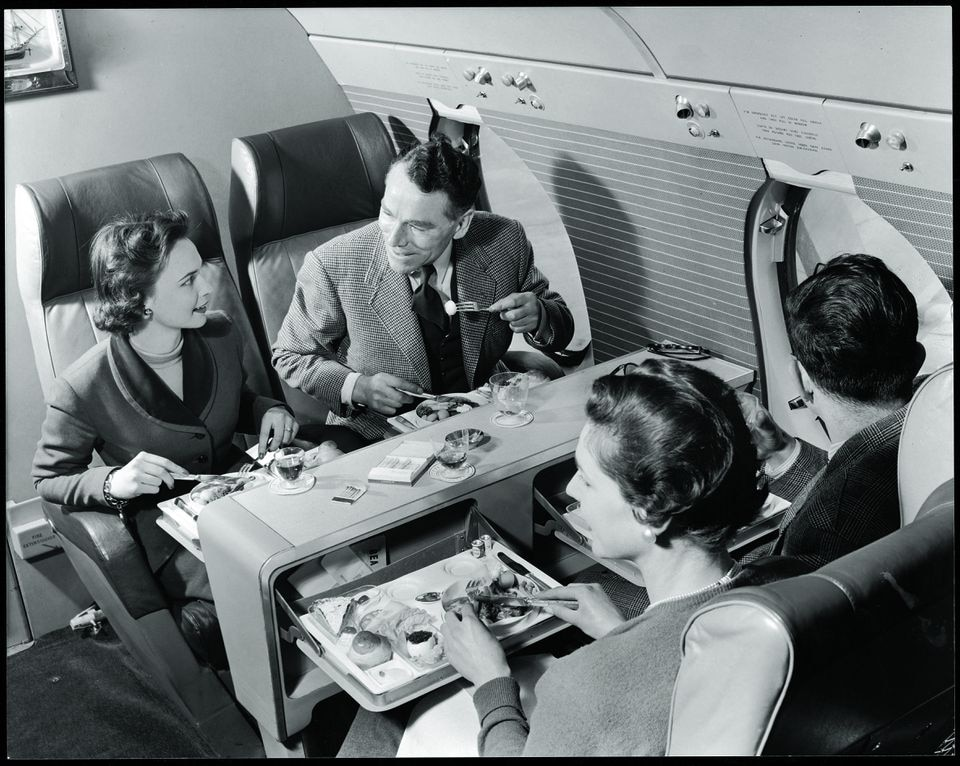 "Keith Lovegrove's book ""Airline: Style at 30,000 Feet."""